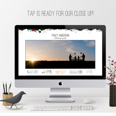 TAP branding for photographers in Greensboro NC